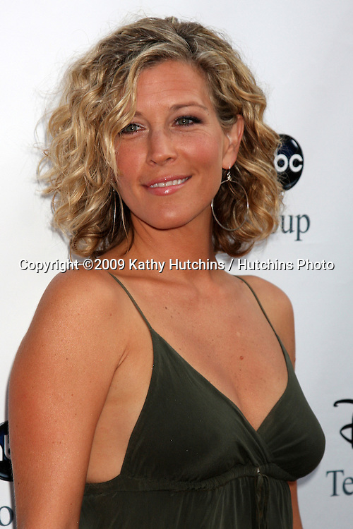 Laura Wright  arriving at the ABC TV TCA Party at The Langham Huntington Hotel & Spa in Pasadena, CA  on August 8, 2009 .©2009 Kathy Hutchins / Hutchins Photo..
