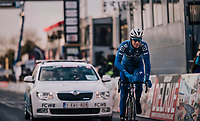 Niki Terpstra (NED/Quick-Step Floors) wins the GP Samyn for a 2nd time in 3 editions.<br /> <br /> 50th GP Samyn 2018<br /> Quaregnon &gt; Dour: 200km (BELGIUM)