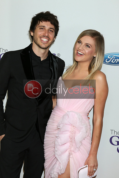 Morgan Evans, Kelsea Ballerini<br /> at the 42nd Annual Gracie Awards, Beverly Wilshire Hotel, Beverly Hills, CA 05-22-18<br /> David Edwards/DailyCeleb.com 818-249-4998