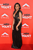 LOS ANGELES, CA. January 28, 2019: Taraji P. Henson  at the US premiere of &quot;What Men Want!&quot; at the Regency Village Theatre, Westwood.<br /> Picture: Paul Smith/Featureflash