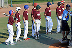 9-1-14, Ohio Valley U14 Baseball Team in action at NTIS in Cary, N.C.