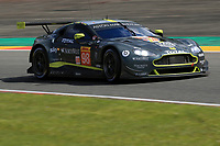 #98 ASTON MARTIN RACING (GBR) ASTON MARTIN VANTAGE GTE AM PAUL DALLA LANA (CAN) PEDRO LAMY (PRT) MATHIAS LAUDA (AUT)