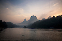 Yangshuo, Guilin, Guangxi Province, Peoples Republic of China