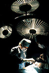Surgeons in operating room.