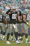 MIAMI GARDENS, FL - NOVEMBER 22:  Tight-End Jason Witten #82  of the Dallas Cowboys signals to the sidelines against the Miami Dolphins NFL game on November 22, 2015 at Sun Life Stadium in Miami Gardens, Florida. (Photo by Donald Miralle)