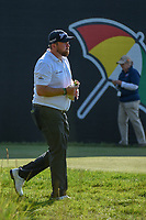 Shane Lowry (IRL) heads down 18 during round 2 of the Arnold Palmer Invitational at Bay Hill Golf Club, Bay Hill, Florida. 3/8/2019.<br /> Picture: Golffile | Ken Murray<br /> <br /> <br /> All photo usage must carry mandatory copyright credit (&copy; Golffile | Ken Murray)