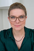 spændingsforfatteren Helle Vincentz