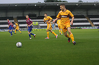 Ewan Murray in the St Mirren v Motherwell Clydesdale Bank Scottish Premier League U20 match played at St Mirren Park, Paisley on 10.9.12.