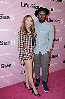 "LOS ANGELES - NOV 27:  Allison Holker, Stephen Boss at the ""Life Size 2"" Premiere Screening at the Roosevelt Hotel on November 27, 2018 in Los Angeles, CA"