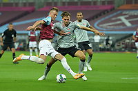 Andriy Yarmolenko of West Ham United shoots wide during West Ham United vs Charlton Athletic, Caraboa Cup Football at The London Stadium on 15th September 2020
