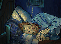 Loving Vincent (2017) <br /> *Filmstill - Editorial Use Only*<br /> CAP/KFS<br /> Image supplied by Capital Pictures