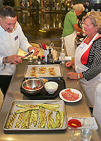 C- Viking Cooking School at Harrahs Resort, Atlantic City NJ 6 14