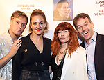 "John Early, Jacqueline Novak, Natasha Lyonne and Mike Birbiglia attend the Off-Broadway Opening Night of ""Jacqueline Novak: Get On Your Knees"" at the Cherry Lane Theatre on July 22, 2019 in New York City."