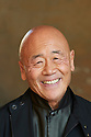 Ken Hom, Chinese Chef and writer at the Blenheim Palace Festival of Literature, Film and Music  2016  CREDIT Geraint Lewis