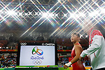 Eri Tosaka (JPN), <br /> AUGUST 17, 2016 - Wrestling : <br /> Women's Freestyle 48kg Final <br /> at Carioca Arena 2 <br /> during the Rio 2016 Olympic Games in Rio de Janeiro, Brazil. <br /> (Photo by Sho Tamura/AFLO SPORT)