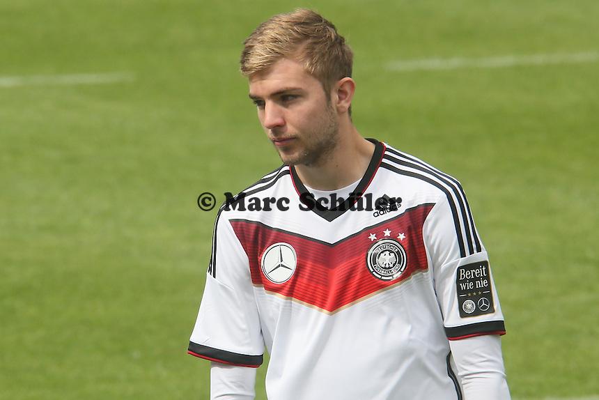 Christoph Kramer - Training der Deutschen Nationalmannschaft im Rahmen der WM-Vorbereitung in St. Martin