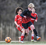 Germantown Legends Black vs. Louisiana Fire in the US Youth Soccer Southern Regional Premier League at Mike Rose Soccer Complex in Memphis, Tenn. on Saturday, February 3, 2018. The match ended in a 0-0 tie.