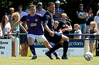 APPINGEDAM - Voetbal, DVC Appingedam - FC Groningen, voorbereiding seizoen 2019--2020, 29-06-2019,   FC Groningen speler Tom van der Looi