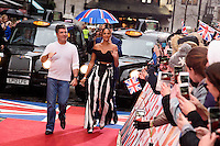 Simon Cowell &amp; Alesha Dixon at the Britain's Got Talent - London Auditions at the London Palladium, London, UK. <br /> 29th January  2017<br /> Picture: Steve Vas/Featureflash/SilverHub 0208 004 5359 sales@silverhubmedia.com