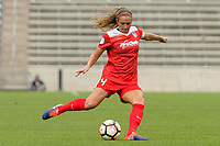 Bridgeview, IL - Saturday June 17, 2017: Shelina Zadorsky during a regular season National Women's Soccer League (NWSL) match between the Chicago Red Stars and the Washington Spirit at Toyota Park. The match ended in a 1-1 tie.