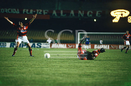 Rio de  Janeiro, Brazil. Flamengo v Atletico Mineiro, Maracana Stadium.