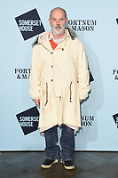 Keith Allen<br /> arriving for the Skate at Somerset House 2017 opening, London<br /> <br /> <br /> ©Ash Knotek  D3351  14/11/2017