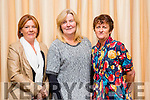 l-r  Sandra O'Sullivan, Caheranne Close, Tralee, Mary McLoughlin, Caheranne Close and Emer Hogan, Caheranne Close.  at the Tidy Tralee Together Awards night at Fels Point Hotel on Monday