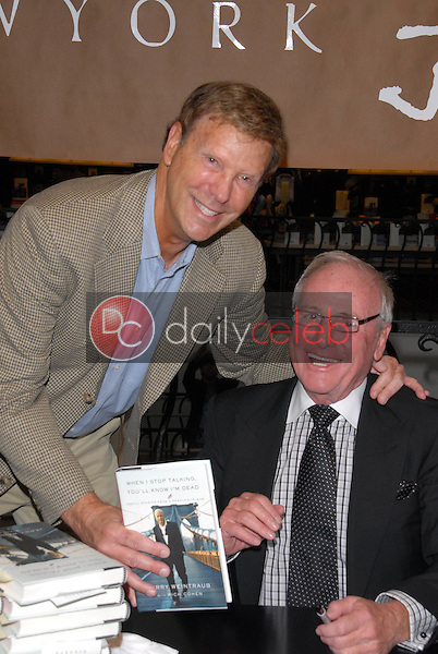 Bob Einstein and Jerry Weintraub<br />