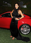 WEST HOLLYWOOD, CA- MAY 02: Actress Sofia Milos attends the Jaguar North America and BritWeek present a Villainous Affair held at The London on May 2, 2014 in West Hollywood, California.