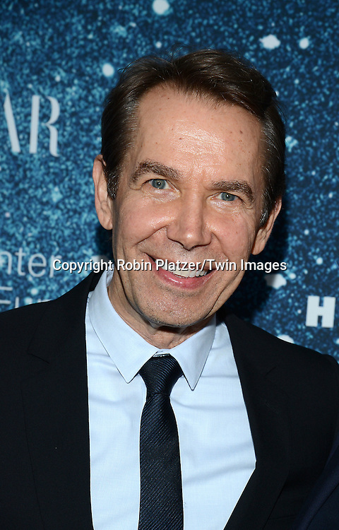Jeff Koons  attend the Stella McCartney Honored by Lincoln Center at Gala on November 13, 2014 at Alice Tully Hall in New York City, USA. She was given the Women's Leadership Award which was presented bythe LIncoln Center for the Performing Arts' Corporate Fund.<br /> <br /> photo by Robin Platzer/Twin Images<br />  <br /> phone number 212-935-0770