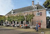 Zaanstad-   Zaanse Schans. Openluchtmuseum aan de Zaan. Restaurant