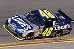 Daytona 500 Qualifying 2009