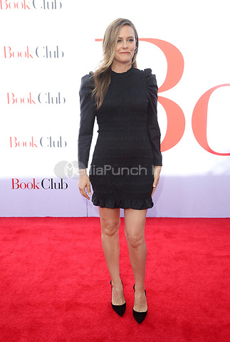 WESTWOOD, CA - MAY 6: Alicia Silverstone, at the premiere of Paramount Pictures' Book Club at the Regency Village Theatre in Westwood, California on May 6, 2018. Credit: Faye Sadou/MediaPunch