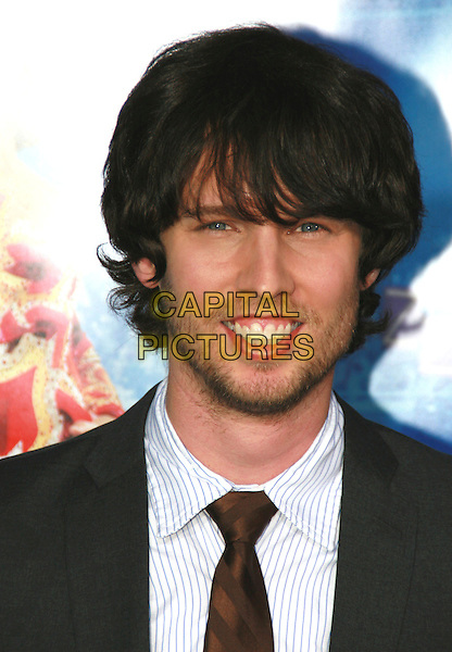 "JON HEDER.""Blades of Glory"" Los Angeles Premiere held at Grauman's Chinese Theatre, Hollywood, California, USA..March 28th, 2007.headshot portrait stubble facial hair John .CAP/ADM/CH.©Charles Harris/AdMedia/Capital Pictures"