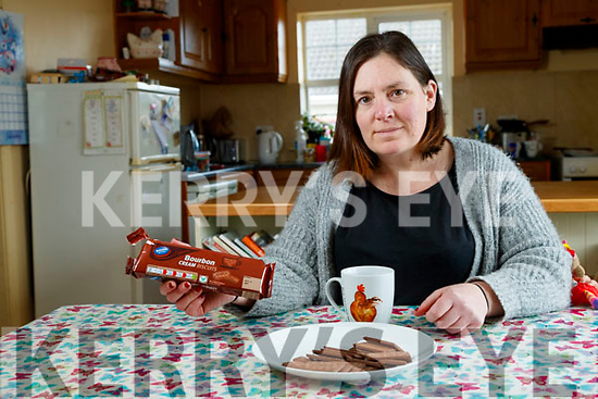 Amanda Fisher at home in Castleisland