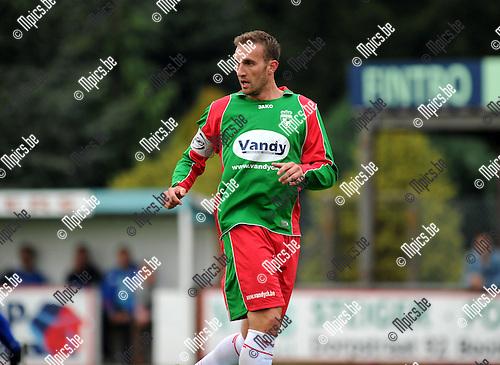 2013-08-21 / Voetbal / seizoen 2013-2014 / Houtvenne / Yves Claes<br /><br />Foto: Mpics.be