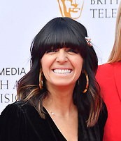 Claudia Winkleman<br /> at Virgin Media British Academy Television Awards 2019 annual awards ceremony to celebrate the best of British TV, at Royal Festival Hall, London, England on May 12, 2019.<br /> CAP/JOR<br /> &copy;JOR/Capital Pictures