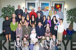 CHRISTENING DAY: Paul and Teresa Hobbert, Ballyheigue, who had their daughter Sarah christened in St Mary's Church, Ballyheigue, on Sunday and celebrated afterwards with family and friends in the Ballyroe Heights Hotel, Tralee. ............................ ..............................