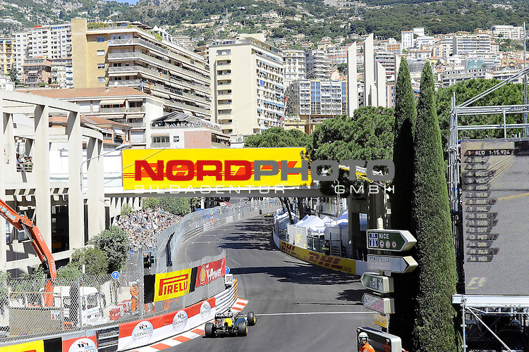 28.05.2011, Circuit de Monaco, Monte Carlo, MCO, Großer Preis von Monaco, Monte Carlo, RACE 06, im Bild  DHL Branding - Jarno Trulli (ITA), Lotus F1 Racing    Foto © nph / Dieter Mathis