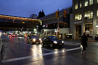 Rideau Street in..Ottawa, Capital of Canada....photo : (c)  Images Distribution..