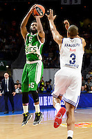 REAL MADRID v UNICS KAZAN. Turkish Airlines Euroleague 2016-2017.