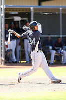 Gabriel Noriega - Seattle Mariners - 2010 Instructional League.Photo by:  Bill Mitchell/Four Seam Images..