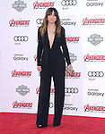 "Chloe Bennet attends The World Premiere of Marvel's ""Avengers"" Age of Ultron,"" held at The Dolby Theatre in Hollywood, California on April 13,2015                                                                               © 2014 Hollywood Press Agency"