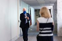 United States Senator John Cornyn (Republican of Texas) arrives to GOP policy luncheons on Capitol Hill in Washington D.C., U.S., on Tuesday, June 9, 2020.  Credit: Stefani Reynolds / CNP/AdMedia
