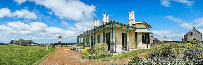 Highfield historical house is located in Stanley on the hillside overlooking The Nut and Bass Strait.  To read more about the house and area visit http://www.historic-highfield.com.au/
