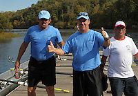 Darden Executive Education students row on the Rivanna River in Charlottesville, VA. . Photo/Andrew Shurtleff