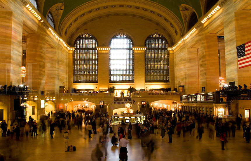 Grand Central Station, New York City, USA