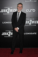 "Dan Lausten at the World Premiere of ""John Wick: Chapter 3 Parabellum"", held at One Hanson in Brooklyn, New York, USA, 09 May 2019"
