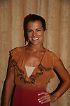 Melissa Claire Egan - AMC attends All My Children Fan Luncheon on September 13, 2009 at the New York Helmsley Hotel, NYC, NY. (Photo by Sue Coflin/Max Photos)