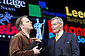 The Power of Yes by David Hare,directed by Angus Jackson.With Anthony Calf as The Author, Simon Williams as Harry Lovelock .Opens at The Lyttleton Theatre at The Royal National Theatre on 6/10/09.CREDIT Geraint Lewis